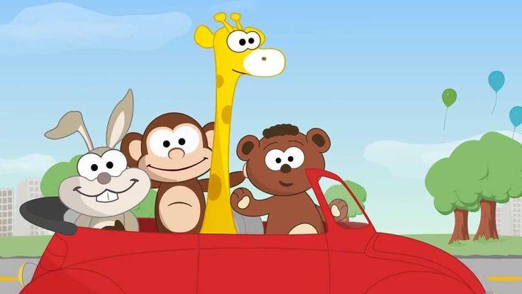 Días de la semana - Canciones infantiles - Toobys - Canción para niños (...