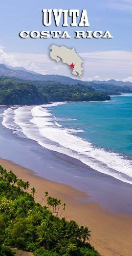 Uvita, Costa Rica Can't wait to be here!!!! Feb 2016