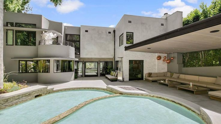 Adam Lambert, American Idol contestant, recently listed his Hollywood Home for just under $4 million.