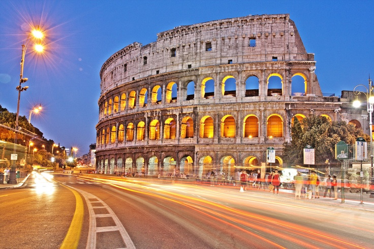 A site to see in Italy. Rome, Italy. What is your favorite spot in Italy?