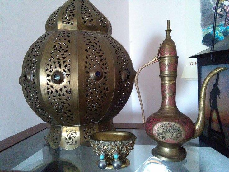 In VENDITA su https://www.etsy.com/it/shop/EsmeraldaVintajewels?ref=seller-platform-mcnav: Gioielli FATTI A MANO - HANDMADE Jewels - Pietre AUTENTICHE - AUTHENTIC Gemstones: Orecchini in TURCHESE e PERLE GRIGIE SOUTH SEA - PEZZO UNICO.