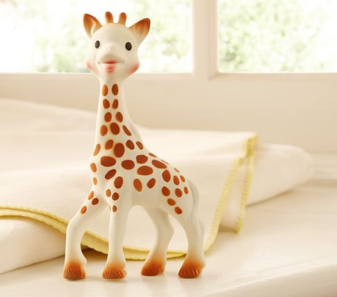 Sophie the Giraffe - Would make a great baby shower gift!