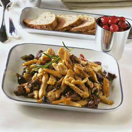 Light, ma con gusto... un piatto semplice e veloce da preparare ma che accompagnato da verdure è perfetto per un pranzo leggero