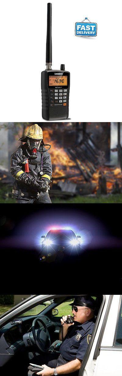 Scanners: Hand Held Scanner Emergency Police Digital Radio Fire Air Ham Marine Weather Aa BUY IT NOW ONLY: $92.29