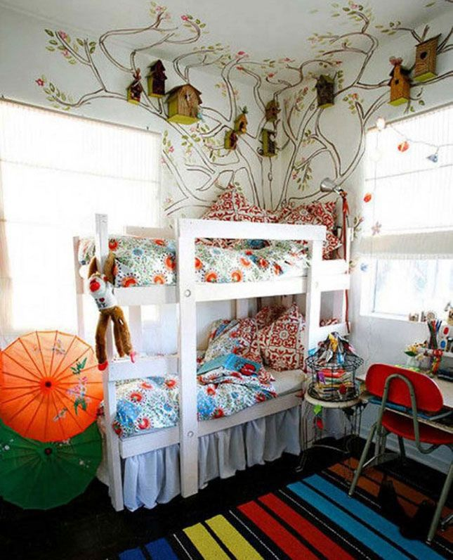 Slam Bunk! Here Are the 17 Best Double Decker Sleepers Ever via Brit + Co.