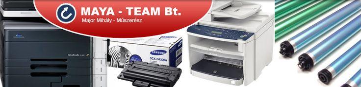 20 éves szerviz tapasztalattal profi nyomtató és fénymásoló javítás!