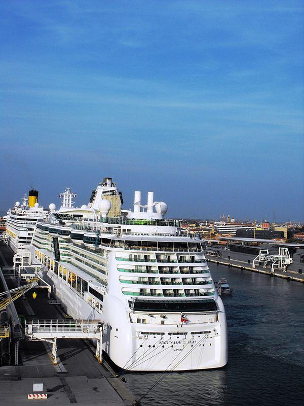 Serenade of the Seas & Costa Magica