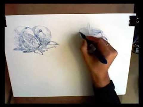 Ejercicio Superfácil para Dibujar Muchísimo Mejor en 12 minutos: Técnica...