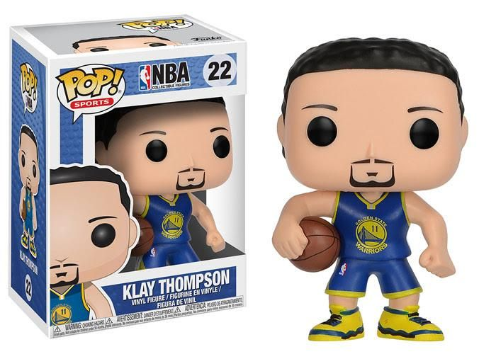 Funko Pop NBA Golden State Warriors Klay Thompson