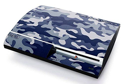 CAMOUFLAGE MIMETICA ARTICK Skin Cover PS3 FAT HD limited edition DECAL COVER ADESIVA STICKER Playstation 3