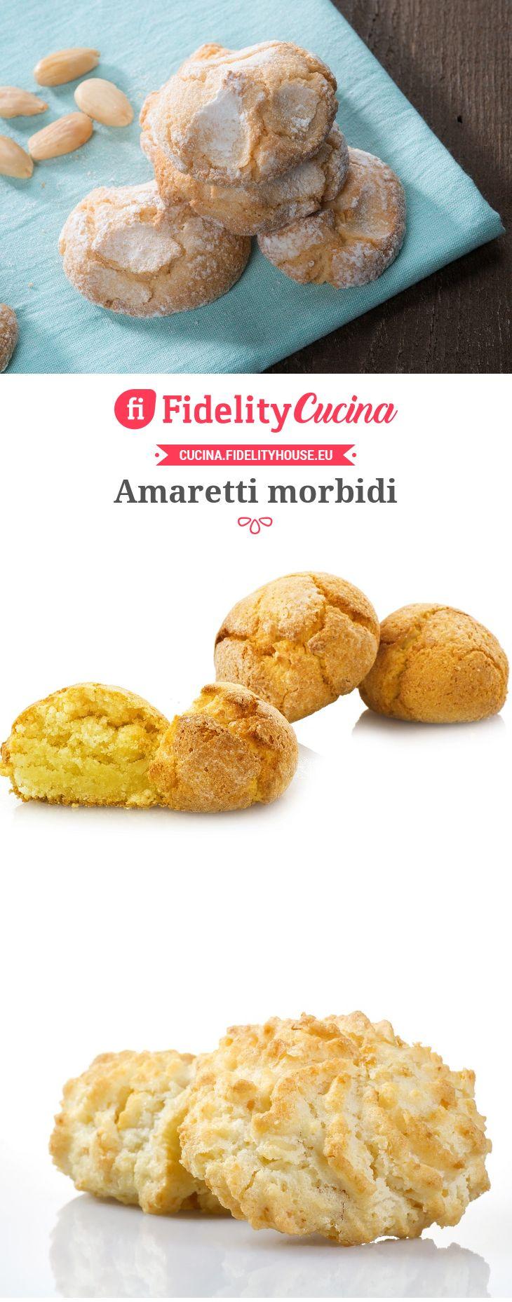 Amaretti morbidi