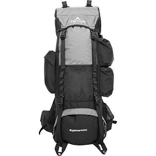 Backpack Hiking Trip Internal Frame Free Rain Cover Included Comfort Quality NEW #BackpackHiking