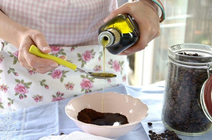 Peeling kawowy: http://dailytips.pl/moc-zaklta-w-ziarenku-kawy/