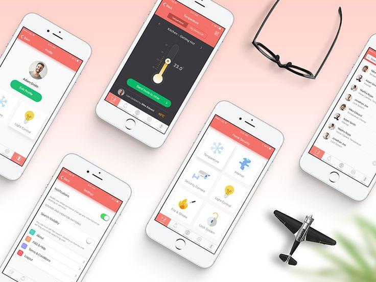 389 best Graphic    App images on Pinterest   App design, App design ...