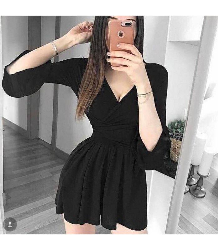 siyah şort tulum elbise