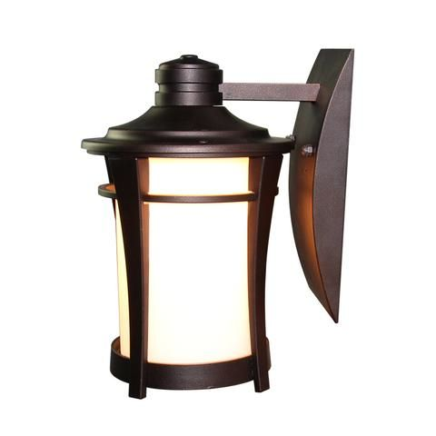 LNC Outdoor Patio/Porch 1-Light Exterior Aluminum Wall Lights Coach Lantern