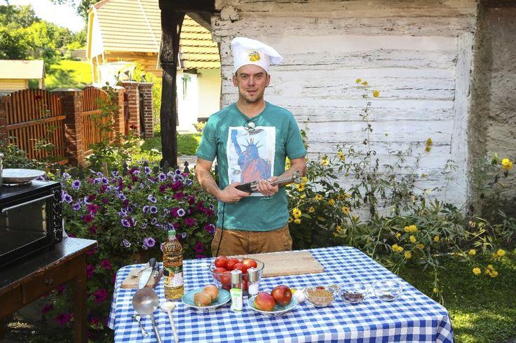 Láďa Hruška vám poradí, jak udělat chutný a zdravý domácí kečup!