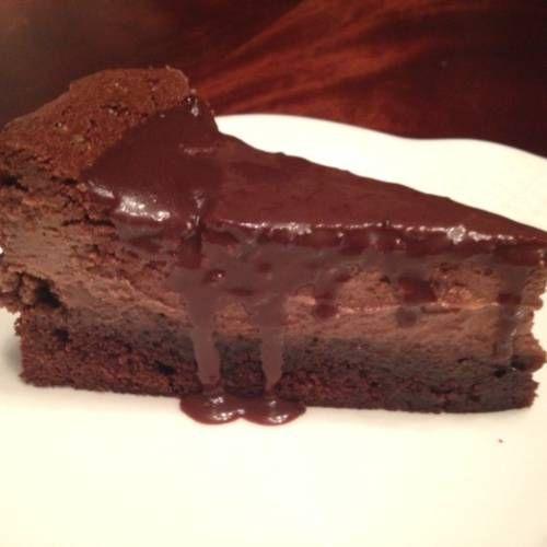 Vegan Mississippi Mud Cheesecake vegan, plantbased, Earth Balance ...
