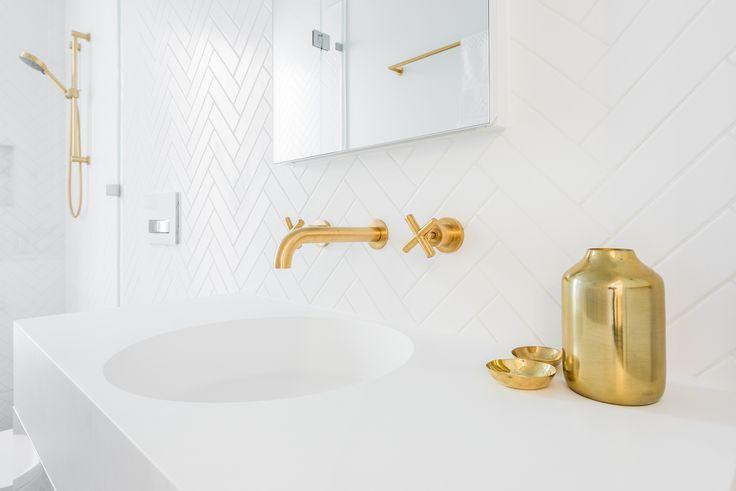 Kew Renovation - Bathroom :: Designed by Eat Bathe Live