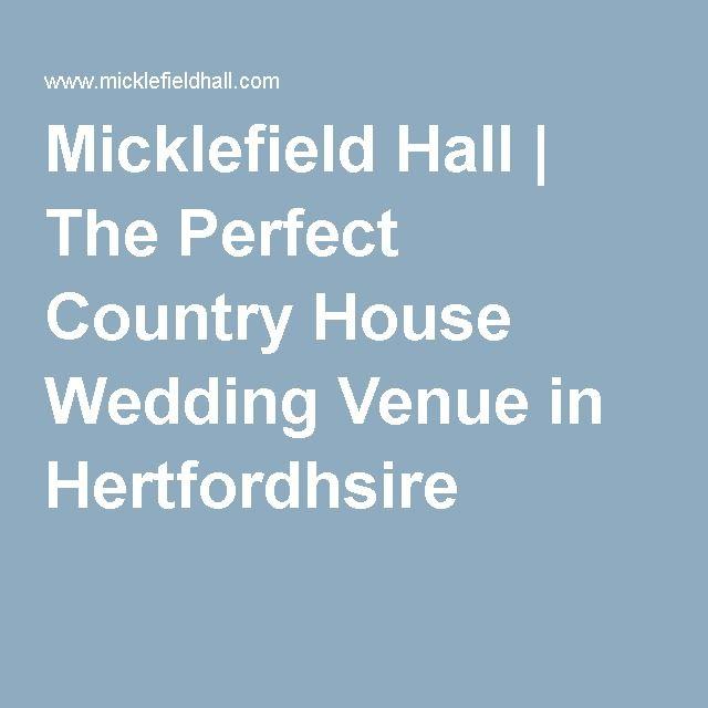 Best 25 Wedding Venues Hertfordshire Ideas On Pinterest