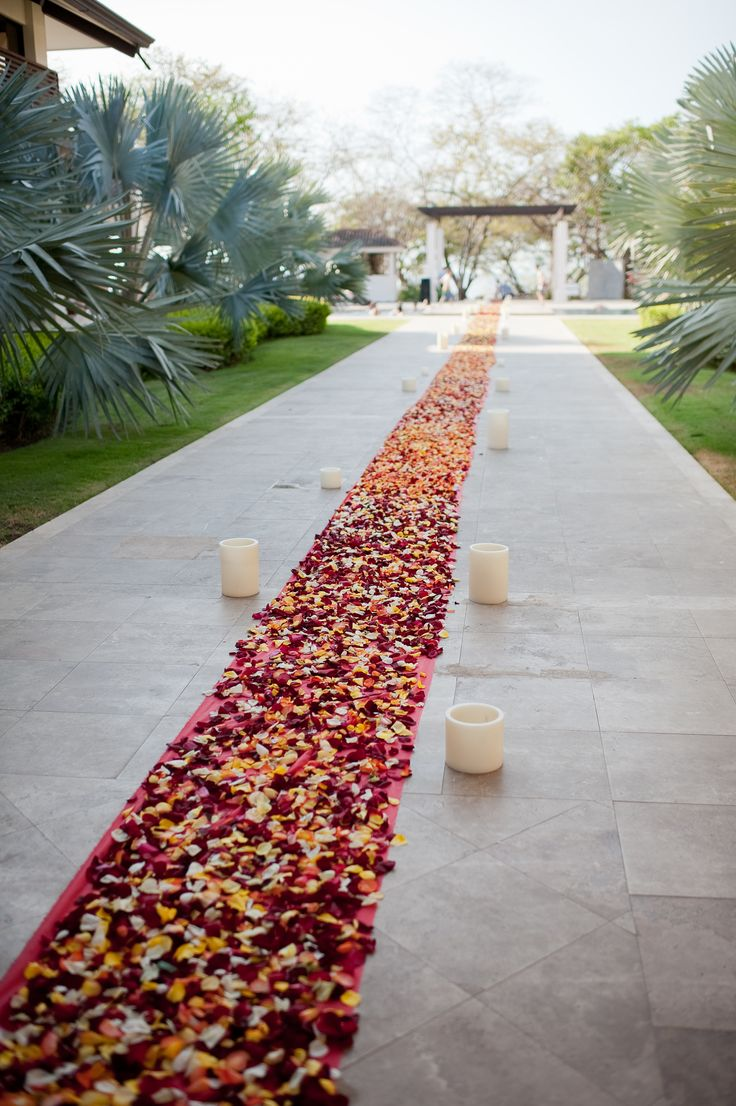 Stunning entrance at Reserva Conchal. Photo by Julie Comfort