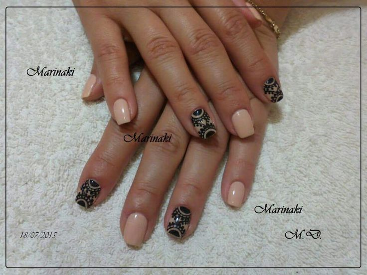 Nails by #Marinaki