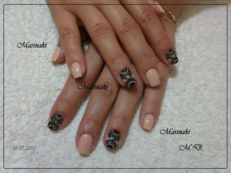 Nails by #Marinaki