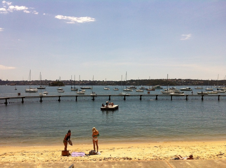 Murray Rose Pool, Double Bay