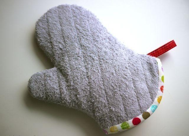 Ideas para hacer uso de tus toallas viejas.