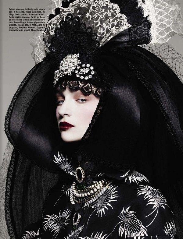 Ben Hassett / Vogue Italia November 1012.
