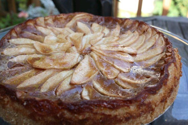Simple Apple Cake Recipe In Urdu
