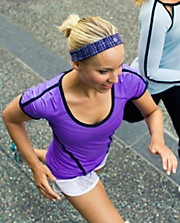 RUN: Team Spirit SSHeadbands Darning, Spirit Tech, Team Spirit, Spirit Ss, T Shirts, Lululemon Athletica, Products, Open Back