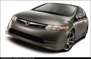 2007 Honda Civic Si Sedan Honda Factory - http://sickestcars.com/2013/05/11/2007-honda-civic-si-sedan-honda-factory/