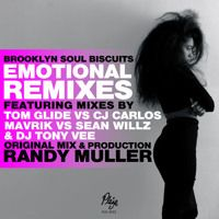 """BROOKLYN SOUL BISCUIT """" EMOTIONAL (Tom Glide Vs CJ Carlos Soulful Remix ) Plaza Records by tom glide on SoundCloud"""