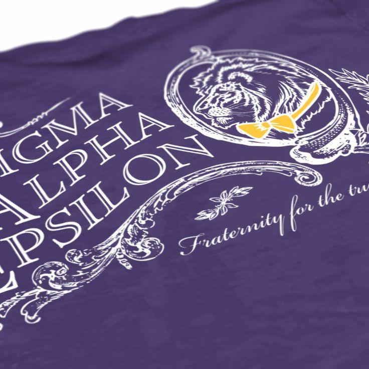 Sigma Alpha Epsilon - SAE - SAE shirts - Fraternity Tshirts - Check out b-unlimited.com!