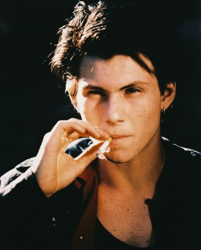 Christian Slater - He was sexy in the 80's...The Heathers era.