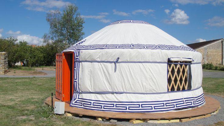 Photos des yourtes Mongoles - Yourte.com