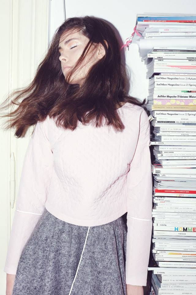 Lookbook of the Polish fashion brand PAJONK