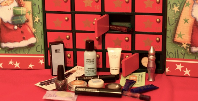 Cosmetic Advent Calendar