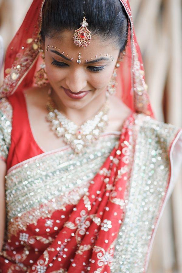 Beautiful Indian Wedding Sari