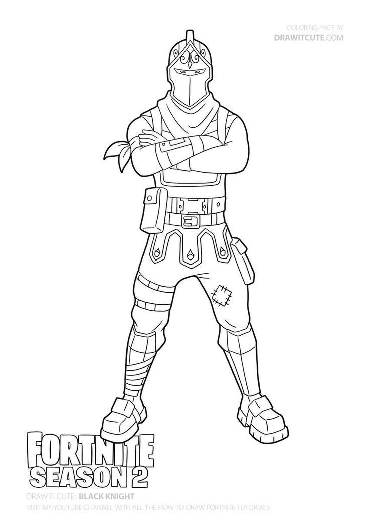 Black Knight Skin Fortnite Fortnitebattleroyale