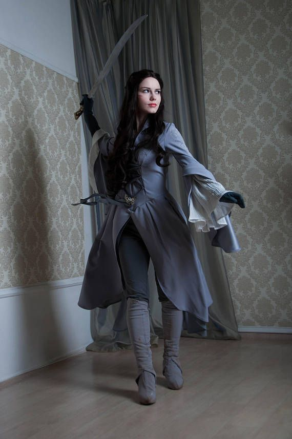 Riding costume Arwen