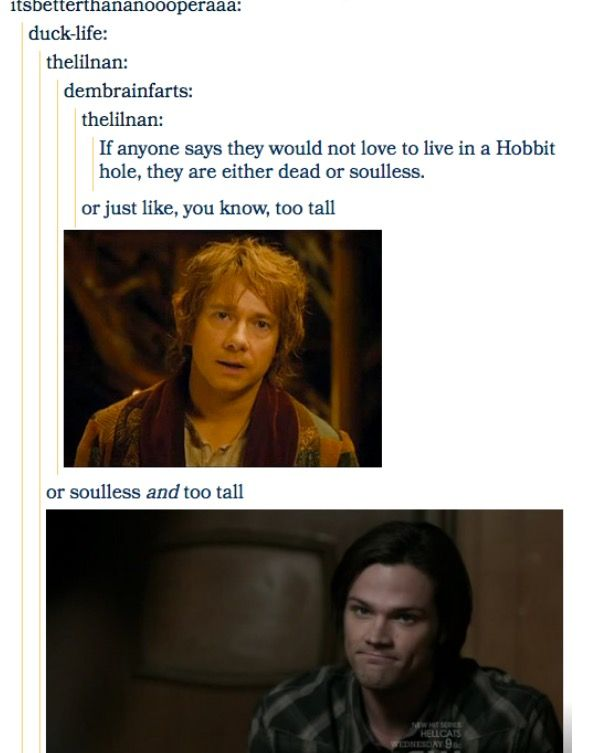 Sorry but are you implying that Sam Winchester is in fact *not* dead?????