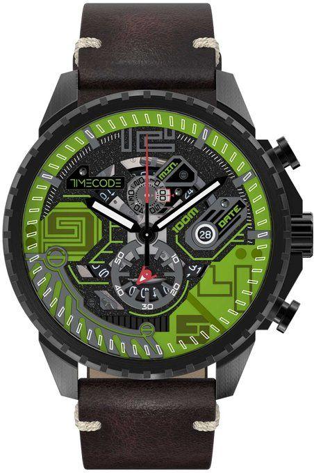 03e772a45a91 Timecode - Quantum - TC-1013-05 - Cronógrafo Cuarzo Hombre