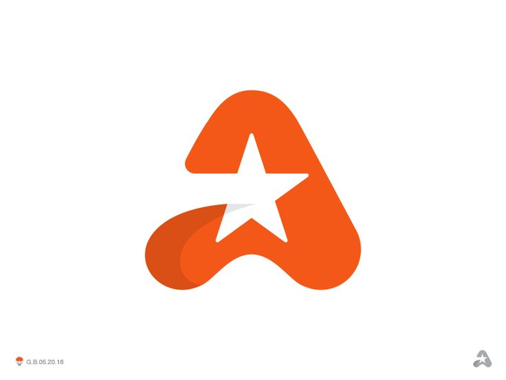 A Star by George Bokhua shared via https://chrome.google.com/webstore/detail/design-hunt/ilfjbjodkleebapojmdfeegaccmcjmkd?ref=pinterest