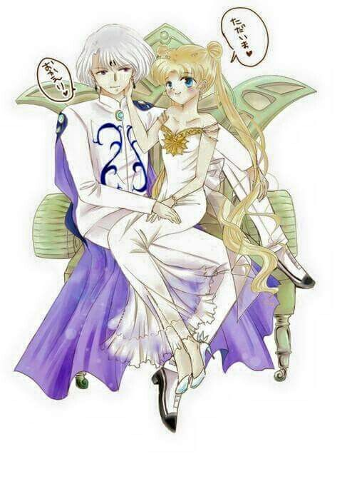 Prince Demando and Usagi   Demando - Serenity   Sailor ...