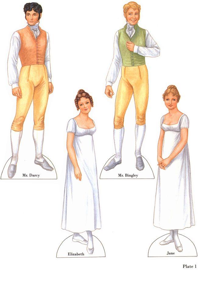 Jane Austen paperdolls: inkspired musings: Fantasy Cottages with Fairies