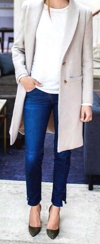 Business Casual Outfits Full Figure