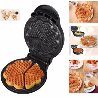 Special Prices Alpha Living Classic Heart Shaped Waffle Maker with Temperature Control - BlackOrder in good conditions Alpha Living Classic Heart Shaped Waffle Maker with Temperature Control - Black ADD TO CART OE702HAAADLMSLANMY-28409418 Home Appliances Small Kitchen Appliances Specialty Cookware OEM Alpha Living Classic Heart Shaped Waffle Maker with Temperature Control - Black  Search keyword Alpha #Living #Classic #Heart #Shaped #Waffle #Maker #with #Temperature #Control #Black #Alpha…