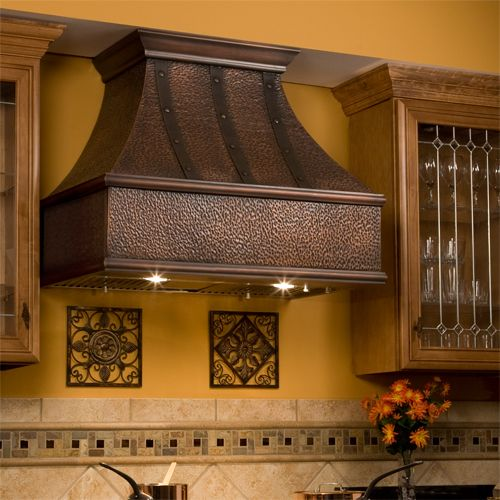 Best 25+ Copper range hoods ideas on Pinterest | Copper hood ...